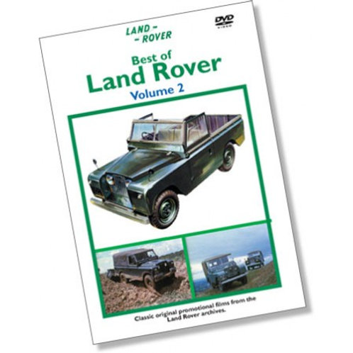 Best Of Land Rover Volume Two: HMFDVD5014