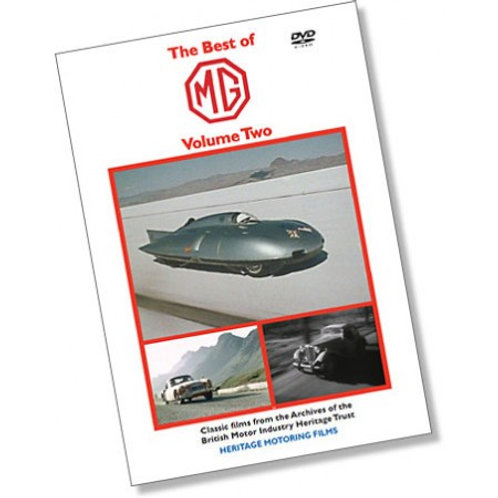 The Best of MG Volume Two: HMFDVD5020