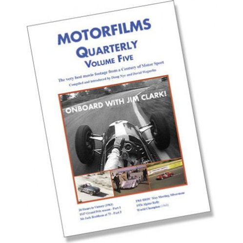 Motorfilms Quarterly Volume 5: DWPDVD3005