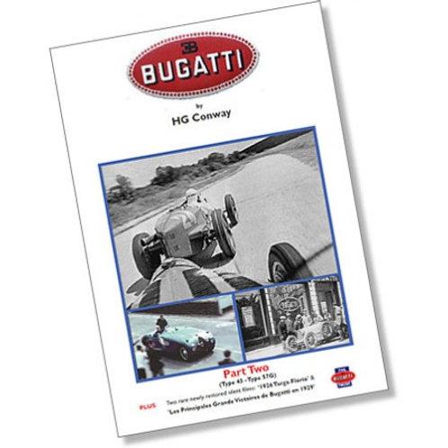 Bugatti by HG Conway - Part Two: DWPDVD4005