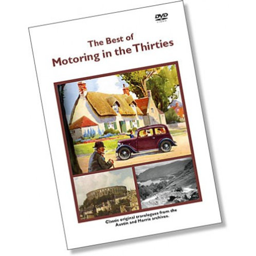 The Best of Motoring in the Thirties