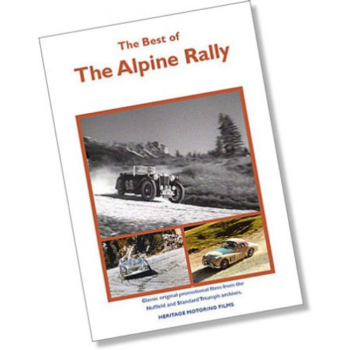 The Best of The Alpine Rally: HMFDVD5006