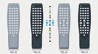 Blank Remote Faces