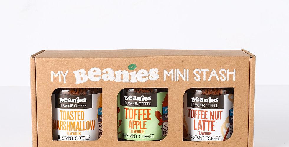 Three Jars of  Your Choice.  Gift Box Set