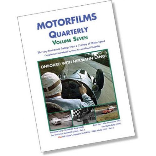 Motorfilms Quarterly Volume 7: DWPDVD3007