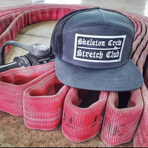 Skeleton Crew Stretch Club Cap