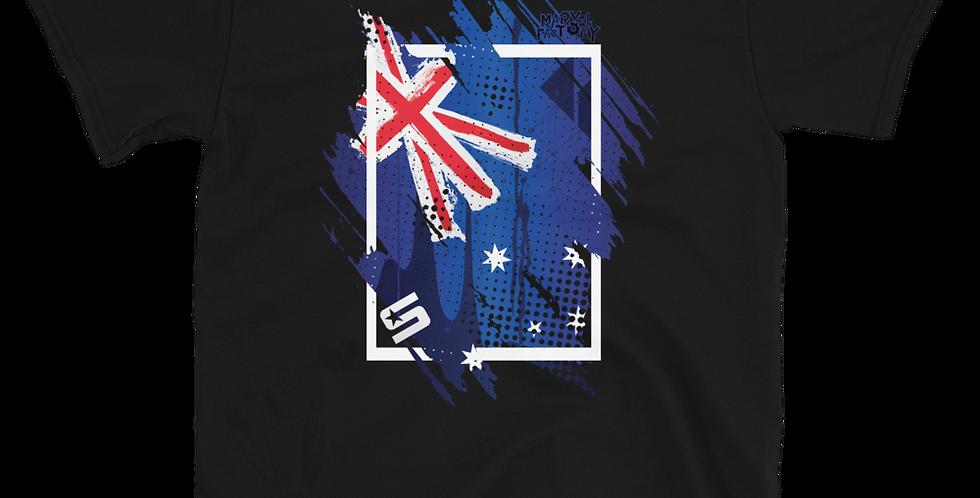 iStars Australia Wildfire Relief Short-Sleeve Unisex T-Shirt