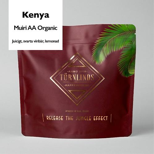Kenya - Muiri AA Organic