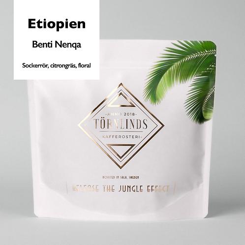 Etiopien - Benti Nenqa