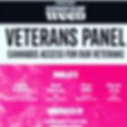 Veterans Panel at the _weedmaps Museum o
