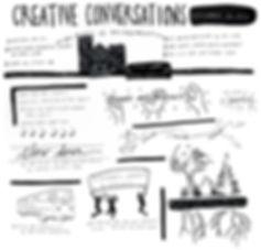 Creative Conversation Sketch Notes Septe