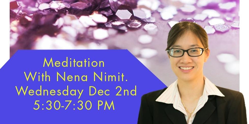 Meditation Class with Nena Nimit