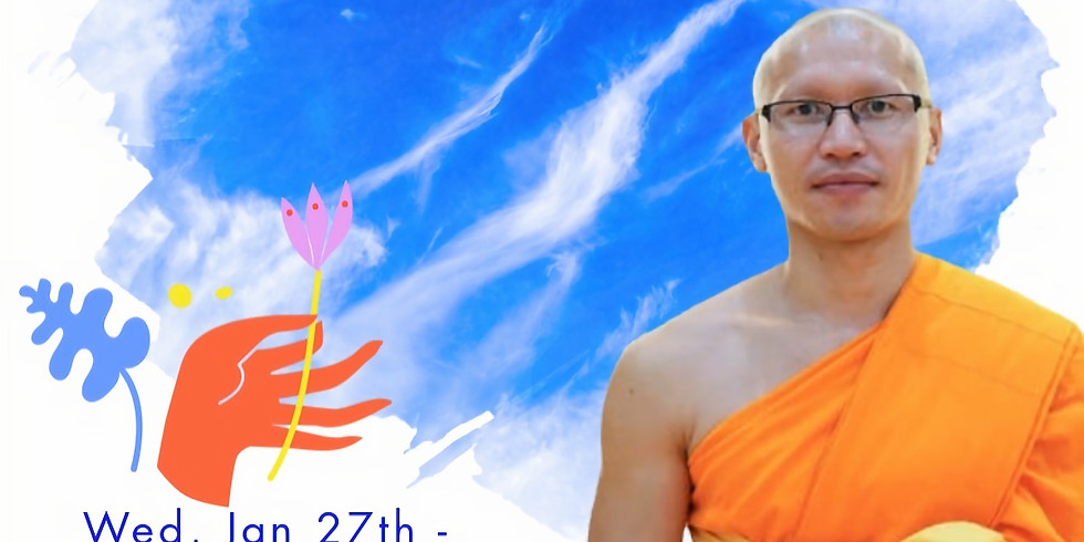 Meditation and Wisdom with Ven Choo