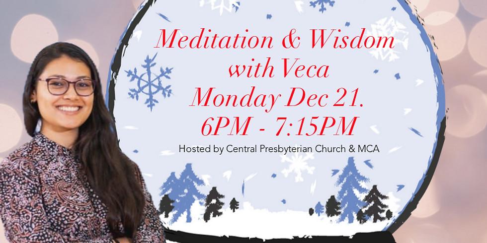 Meditation & Wisdom with Veca