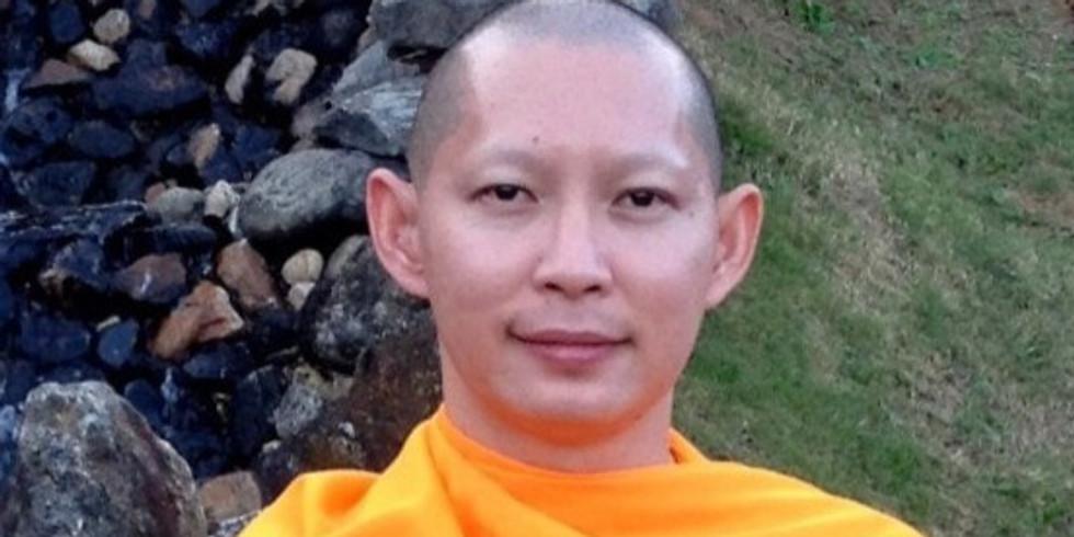 Meditation with Ven Pisit!