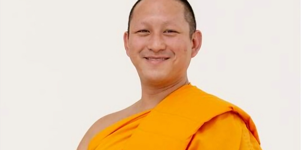 Online Guided Meditation Class with Venerable Klint...