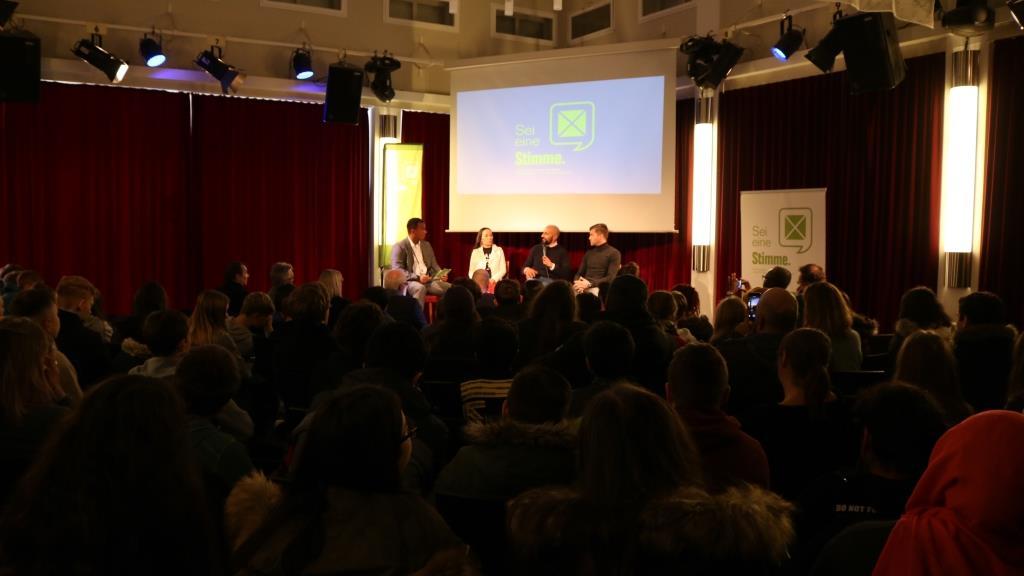 ALDN e.V. - Sei eine Stimme - Bremen