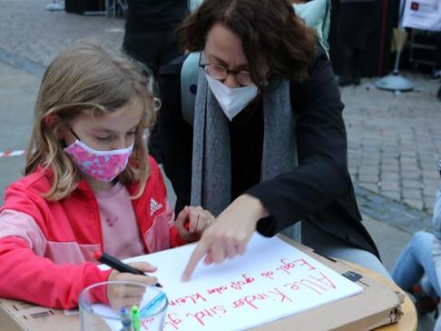 Sei eine Stimme - Tag der deutschen Einh