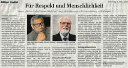 Göttinger Tageblatt 16.03.2021