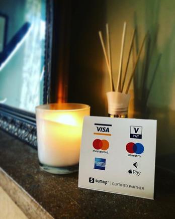 Debit card for payments! ❤️ ._._._#berti