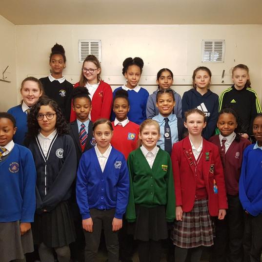 BPSFA Girls Select 2018