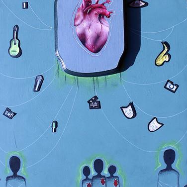 """""""The Heart of LVA"""" by Brandom Terres-Sanchez, Class of 2019"""