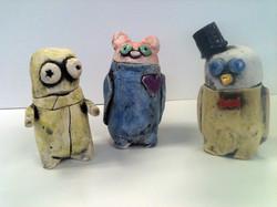 hand built ceramic jar (1)