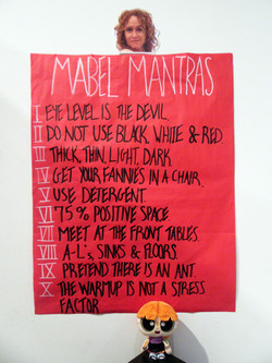 Mabel Mantras