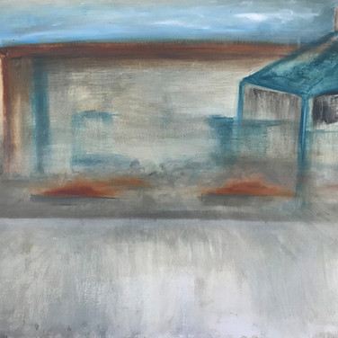 """Feasting Hour"" by Kiana Farizandi, Class of 2019"