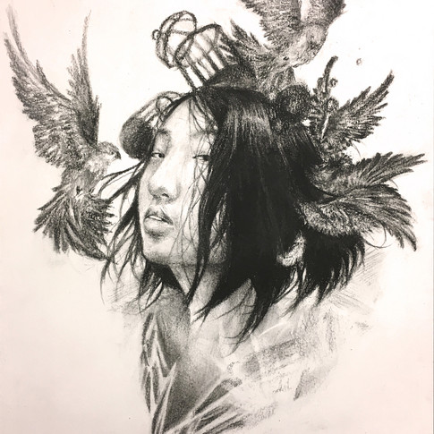"""""""Freed"""" by Stephanie Nguyen, Class of 2019"""