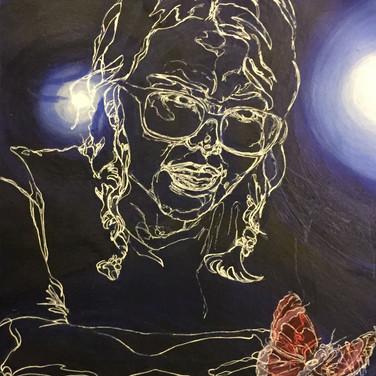 """""""The Funk"""" by Valeria Vasquez-Garcia, Class of 2018"""
