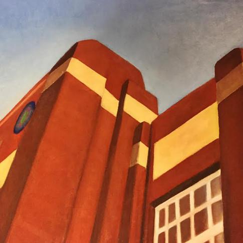 """The Center of LVA"" by Miranda Ramirez, Class of 2019"