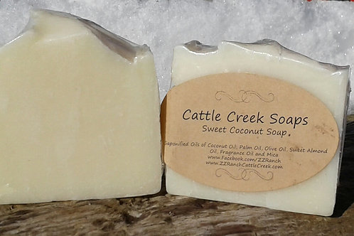 Sweet Coconut Soap