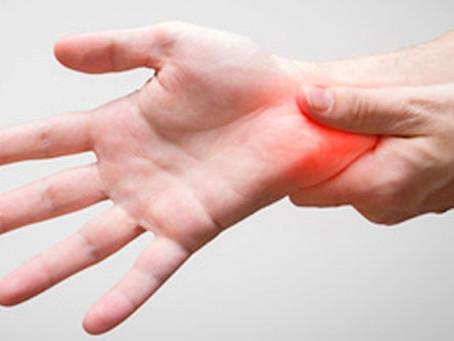 現代人常患的腕管綜合症