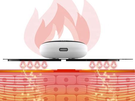 EMS+溫熱無線治療儀