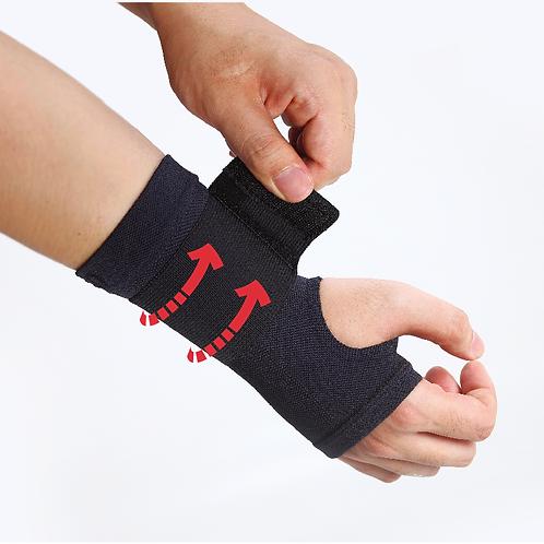 韓國Support PLUS 快貼適肌內貼護腕手套