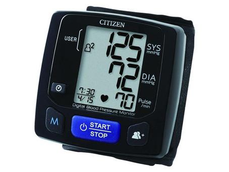 血壓計邊隻好? BIHS 認證的手腕式血壓計 (Citizen)