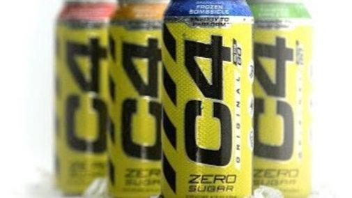 C4 Zero Sugar - 6 pack