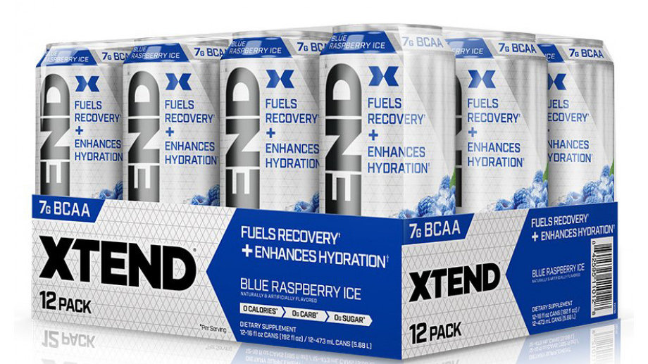 SCIVATION XTEND CARBONATED RTD - 6 Pack