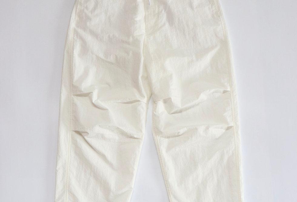 ETS.MATERIAUX ETS.Parachute Pants WHITE