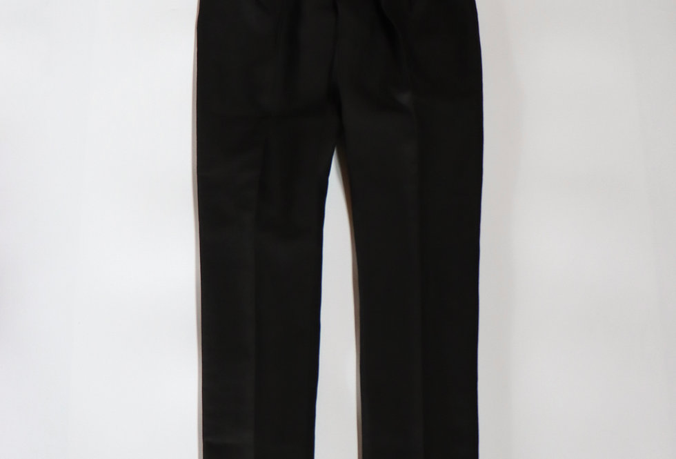 NEAT C/L Oxford Tapered BLACK
