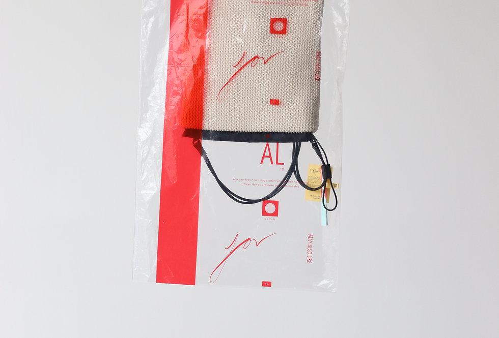 AL SHOULDER BAG(03) OFF WHITE