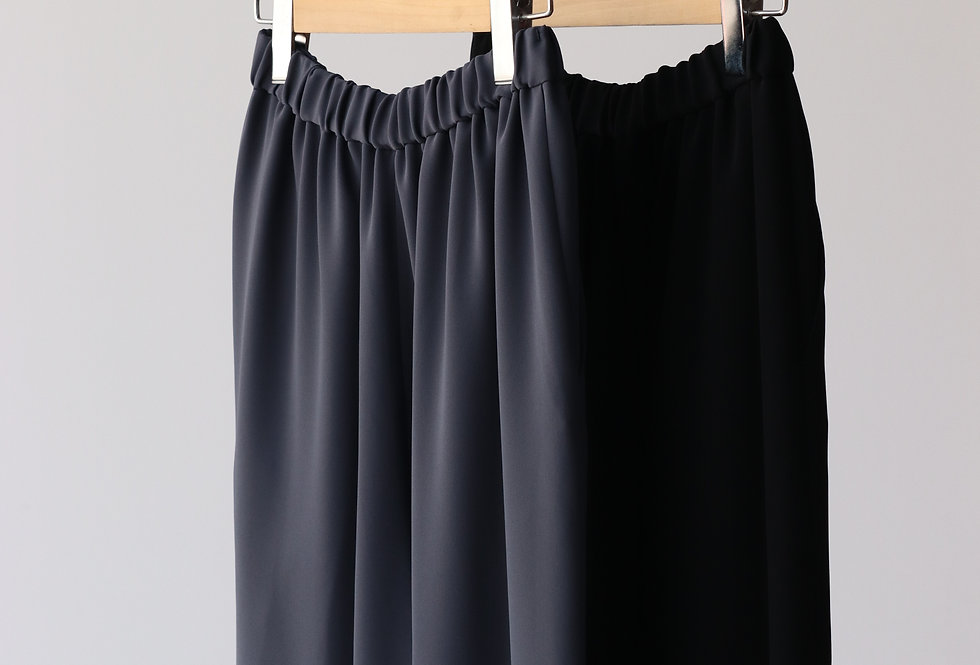 Graphpaper Satin Easy Wide Pants