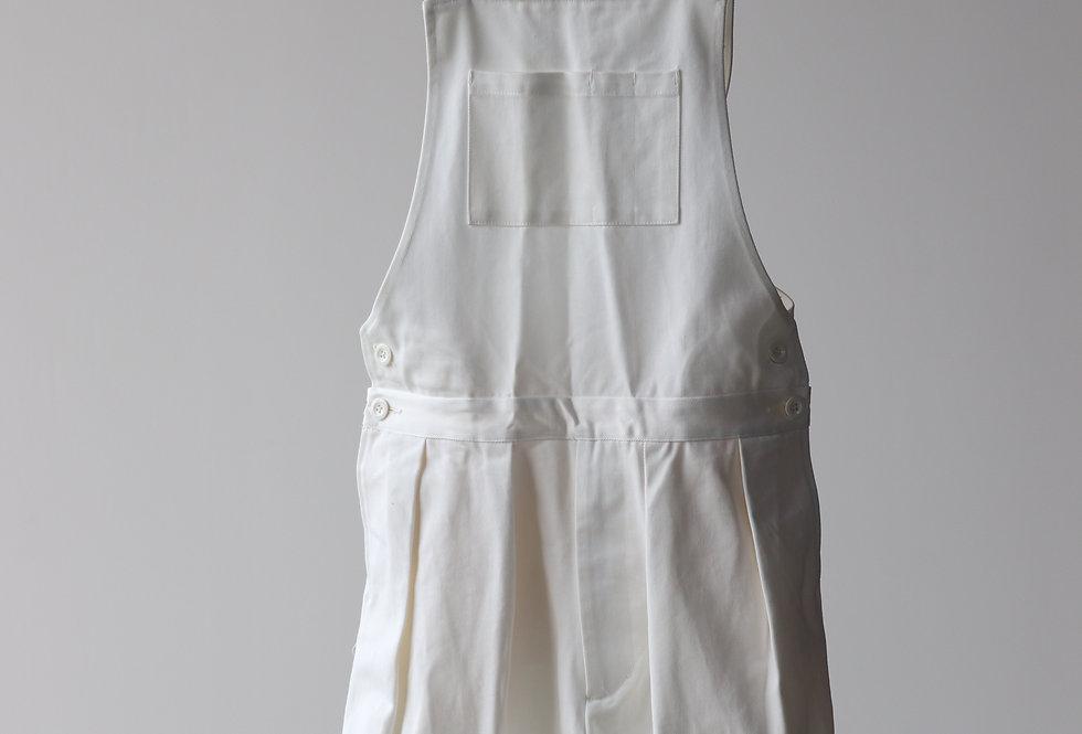 NEAT The Katsuragi Overall White