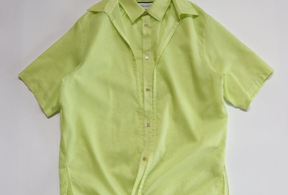 TAAKK W layered shirts yellow