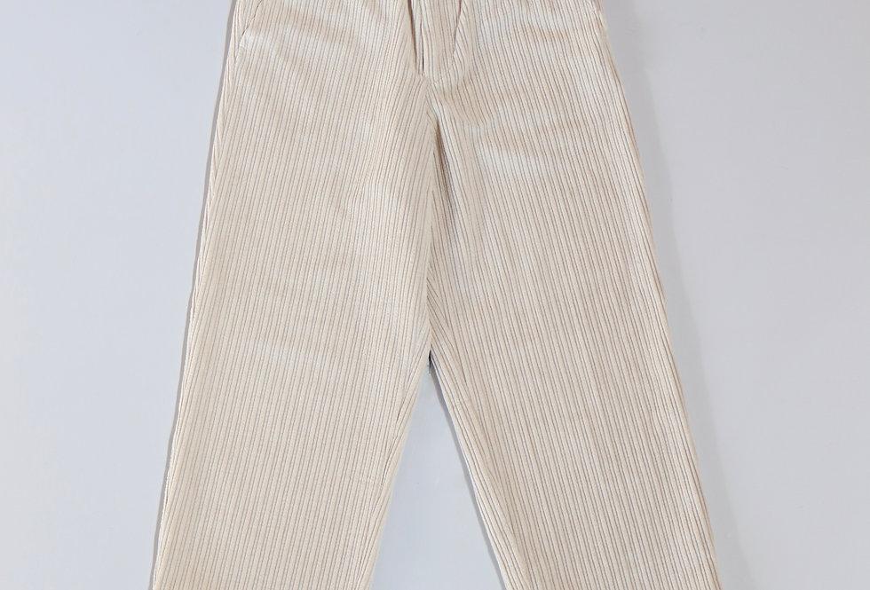 HEALTH Easy Pants #3 WHITE BEIGE