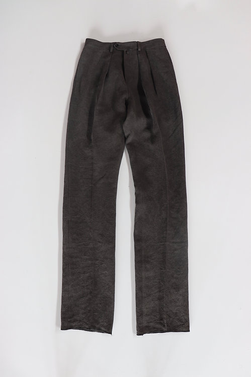 NEAT High Density Linen / Japanese Paper Dyed Standard Black