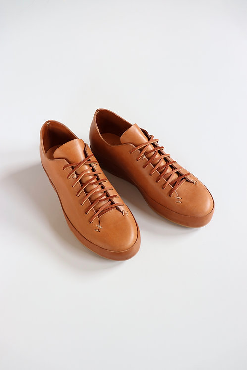 FEIT Hand Sewn Low Rubber -TAN-