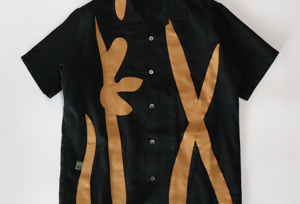 KHOKI Dancing shirt Black