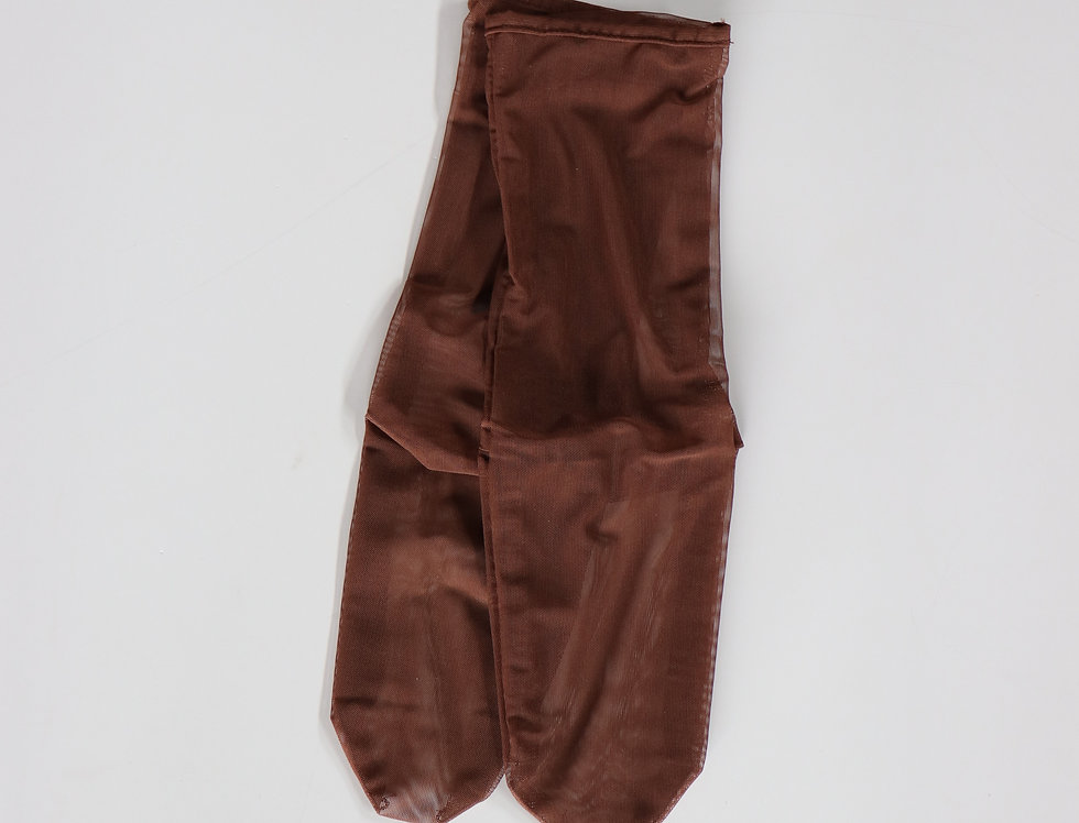 SIMONE WILD Ankle Net Socks -DFRIFTWOOD-
